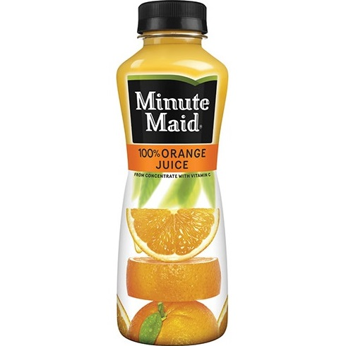 Minute Maid Orange Juice Bot-154899(24) thumbnail