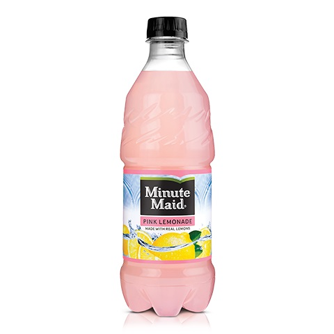Minute Maid Pink Lemona Bot--115964(24) thumbnail