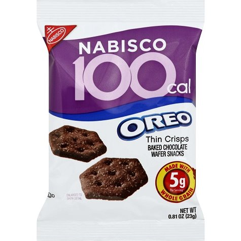 100 Calorie Pack - Oreo thumbnail