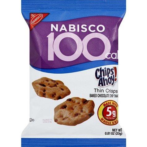 100 Calorie Pack - Chips Ahoy thumbnail