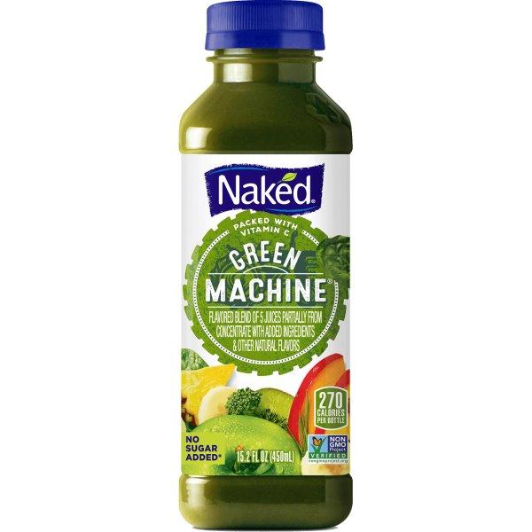 Naked Juice Green Machine 15.2oz thumbnail