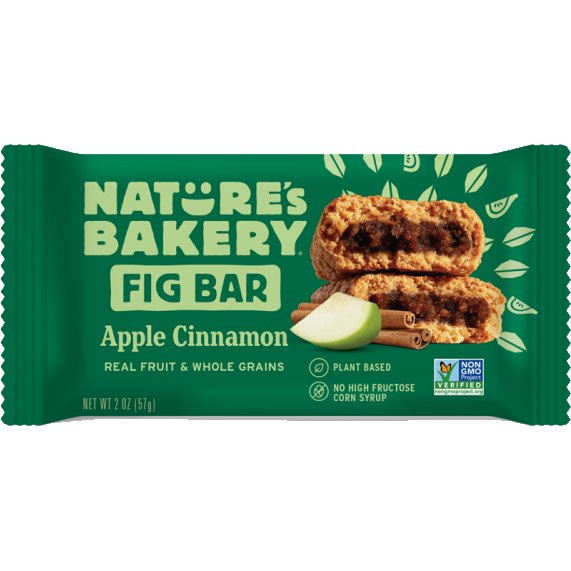 Natures Bakery Fig Whole Wheat Apple Cinnamon thumbnail