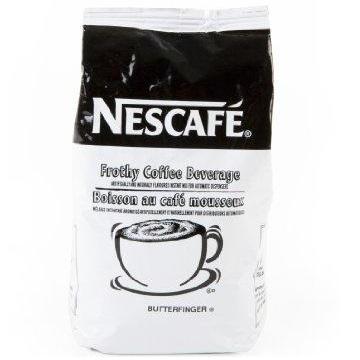 Nescafe Butterfinger Cappuccino thumbnail