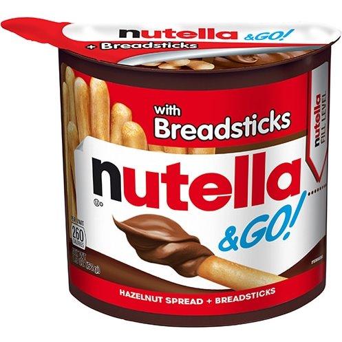 Nutella & Go Breadsticks thumbnail