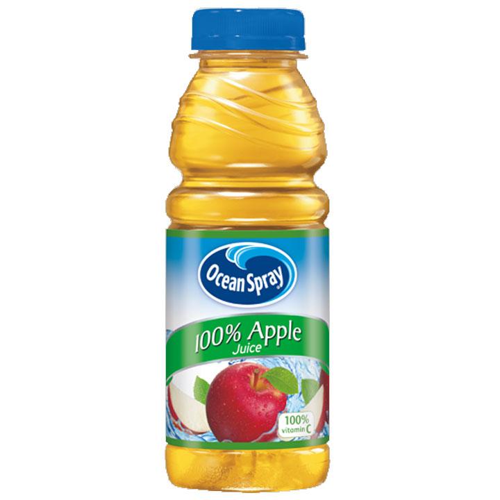 Ocean Spray 100% Apple 12 oz thumbnail