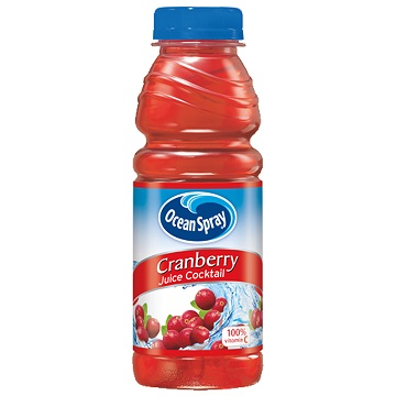 Ocean Spray Cranberry-15.2 oz Bot(12) thumbnail
