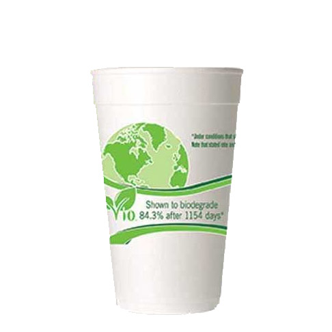 12oz Biodegradable Foam Cup thumbnail