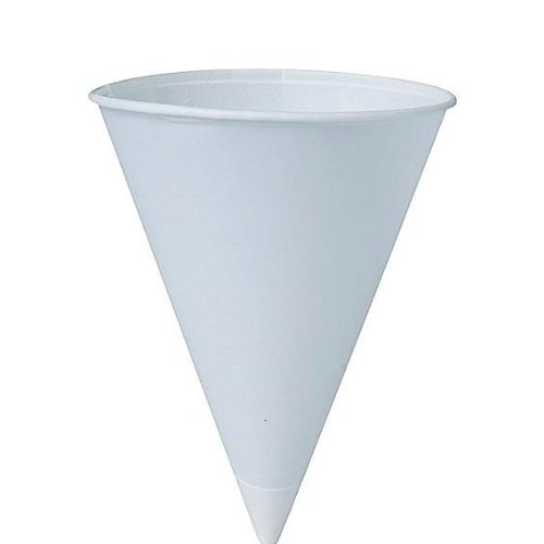 4 oz Cone Water Cups thumbnail