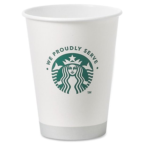 Starbucks Cups 12 oz thumbnail