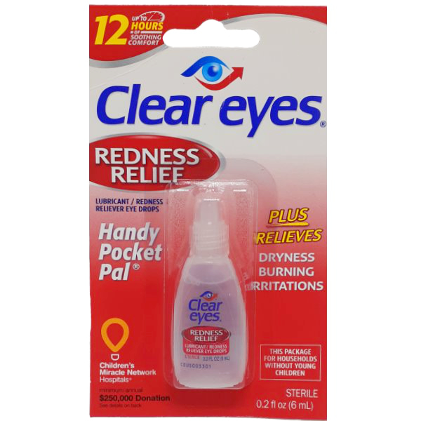 Clear Eyes Medicine thumbnail