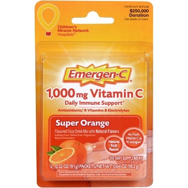 Emergen-C Super Orange thumbnail