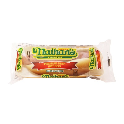 Nathan's Beef Hot Dog thumbnail