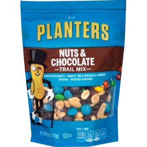 Planters Nut/Chocolate Trail Mix 2oz thumbnail