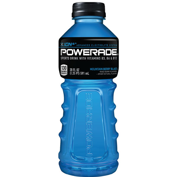 Powerade Mountain Berry Blast 20oz thumbnail
