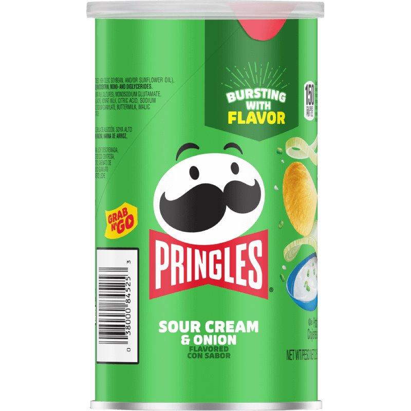 Pringles Sour Cream & Onion thumbnail