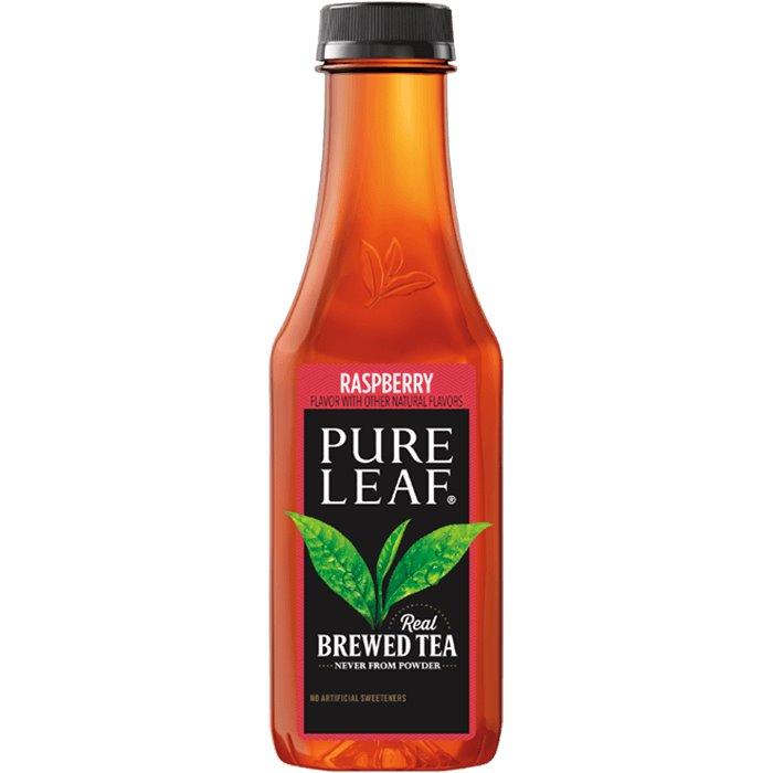 Pure Leaf Raspberry Tea 18.5oz thumbnail