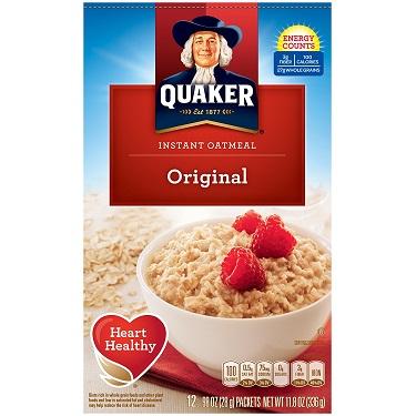Quaker Oatmeal Original 48/1oz thumbnail