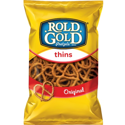 Rold Gold Thin Pretzels thumbnail