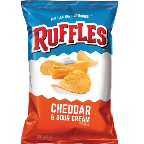 Ruffles Sour Cream Cheddar thumbnail