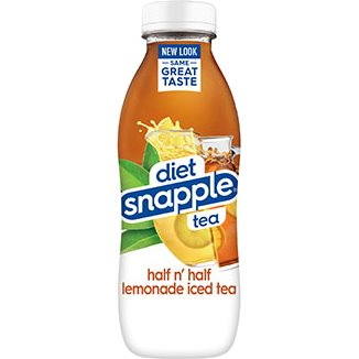 Snapple Diet Half and Half 16oz thumbnail
