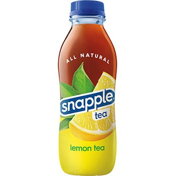 Snapple Lemon 16 oz thumbnail
