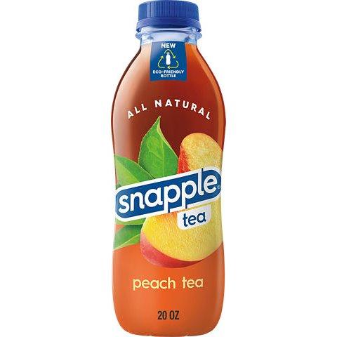 Snapple Peach 20oz thumbnail