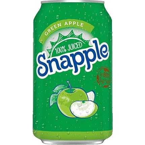 Snapple Juiced Apple 12oz thumbnail