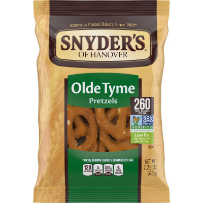 LSS Snyder's Old Tyme Pretzels thumbnail