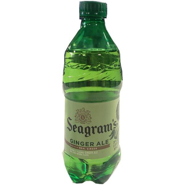 Seagram's Ginger Ale 20oz thumbnail