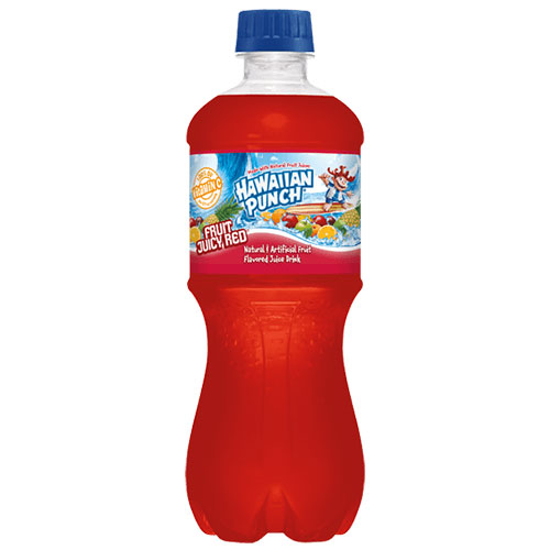 Hawaiian Punch 20oz thumbnail