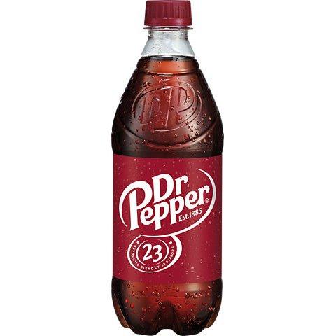Dr. Pepper 20oz thumbnail