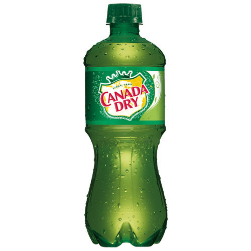 Canada Dry Ginger Ale 20oz thumbnail