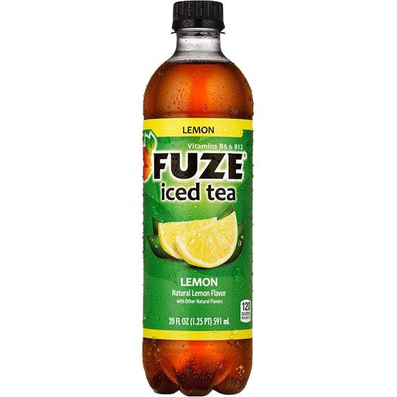 Fuze Lemon 20oz thumbnail