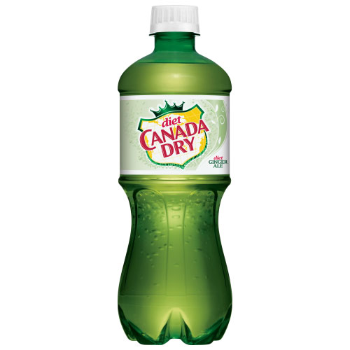 Diet Canada Dry Ginge Ale Bot-14652(24) thumbnail