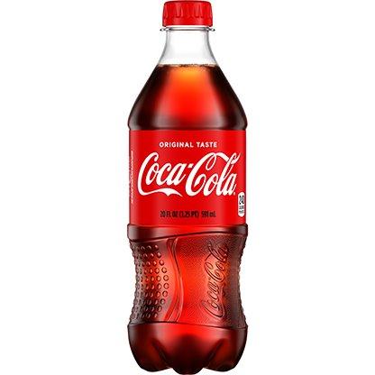 Coke Classic 20oz thumbnail