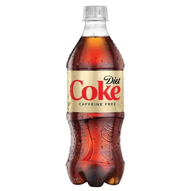Diet Coke Caffeine Free 20oz thumbnail