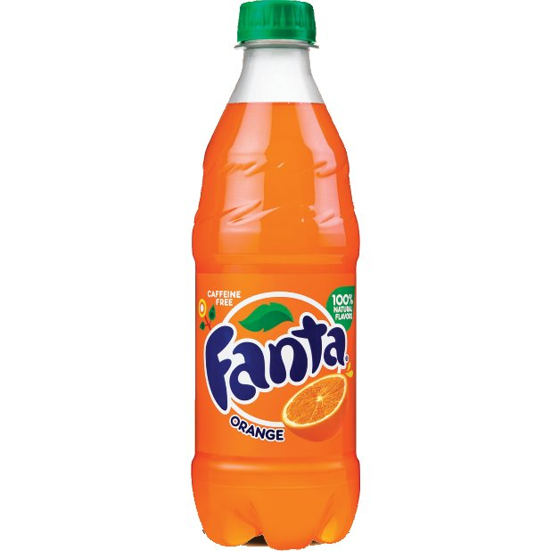 Fanta Orange 20oz thumbnail