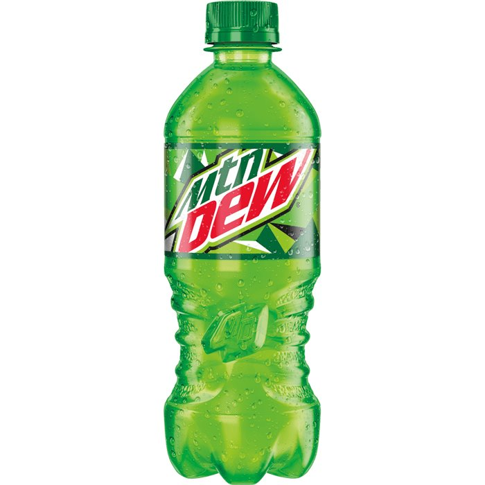 Mountain Dew 20oz thumbnail