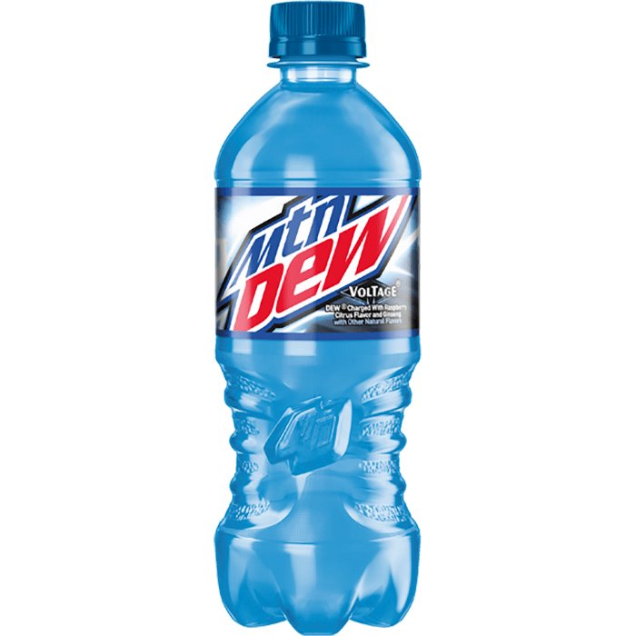 Mountain Dew Voltage 20oz thumbnail