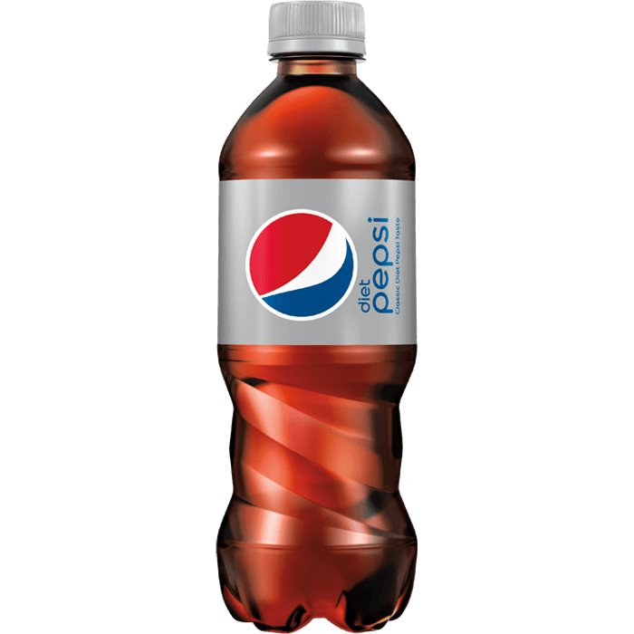 Diet Pepsi 20oz thumbnail