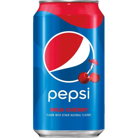 Pepsi Wild Cherry 12oz thumbnail