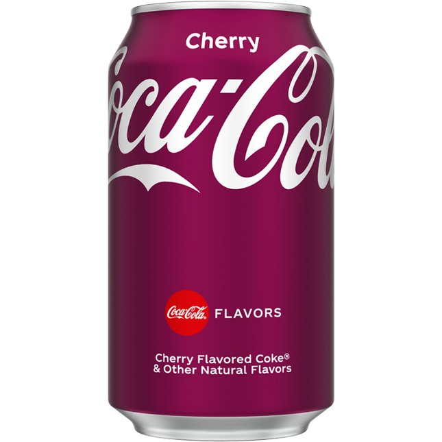 Cherry Coke Can-116305(24) thumbnail
