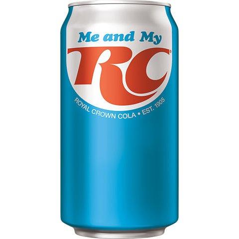 Royal Crown Cola 12oz thumbnail