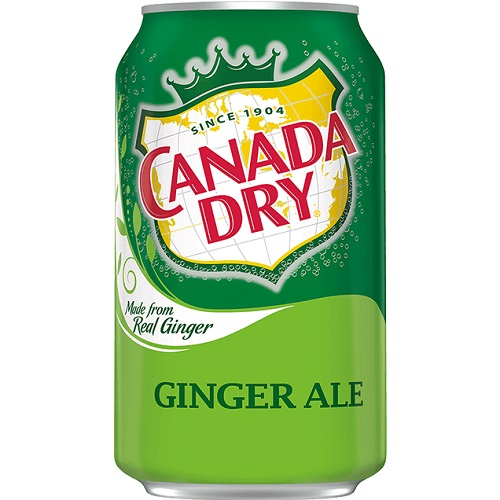 Can Canada Dry Ginger Ale thumbnail