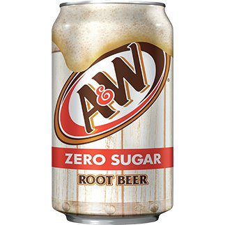 Can Diet A&W Root Beer thumbnail