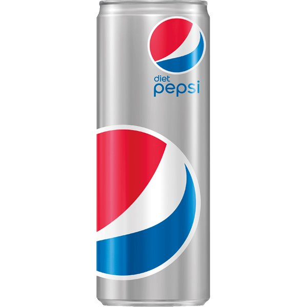 Diet Pepsi-Cola Can-166055(24) thumbnail