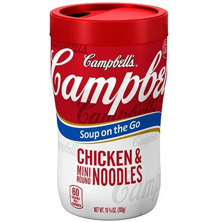 Campbell's Chicken Noodle Soup at Hand thumbnail