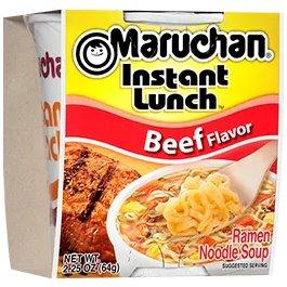 Maruchan Beef Flavor 2.25oz thumbnail