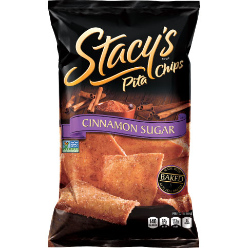 Stacy's Pita Chips Cinnamon Sugar thumbnail