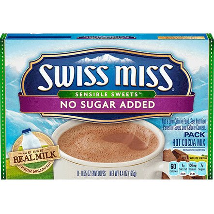 Swiss Miss Sugar Free Hot Chocolate thumbnail